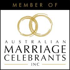 Susan Artup is a member of the Australian Marriage Celebrants Inc